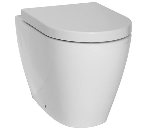 Saneux Uni Back To Wall Pan With Soft Close Seat And Cover