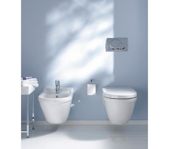 cast iron kitchen sinks 3 basin sink duravit starck compact wall mounted bidet with overflow ...