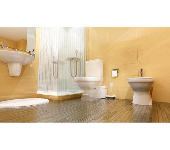 Bathroom Macerator Aquaflow 300 Macerator Extravagant Project On