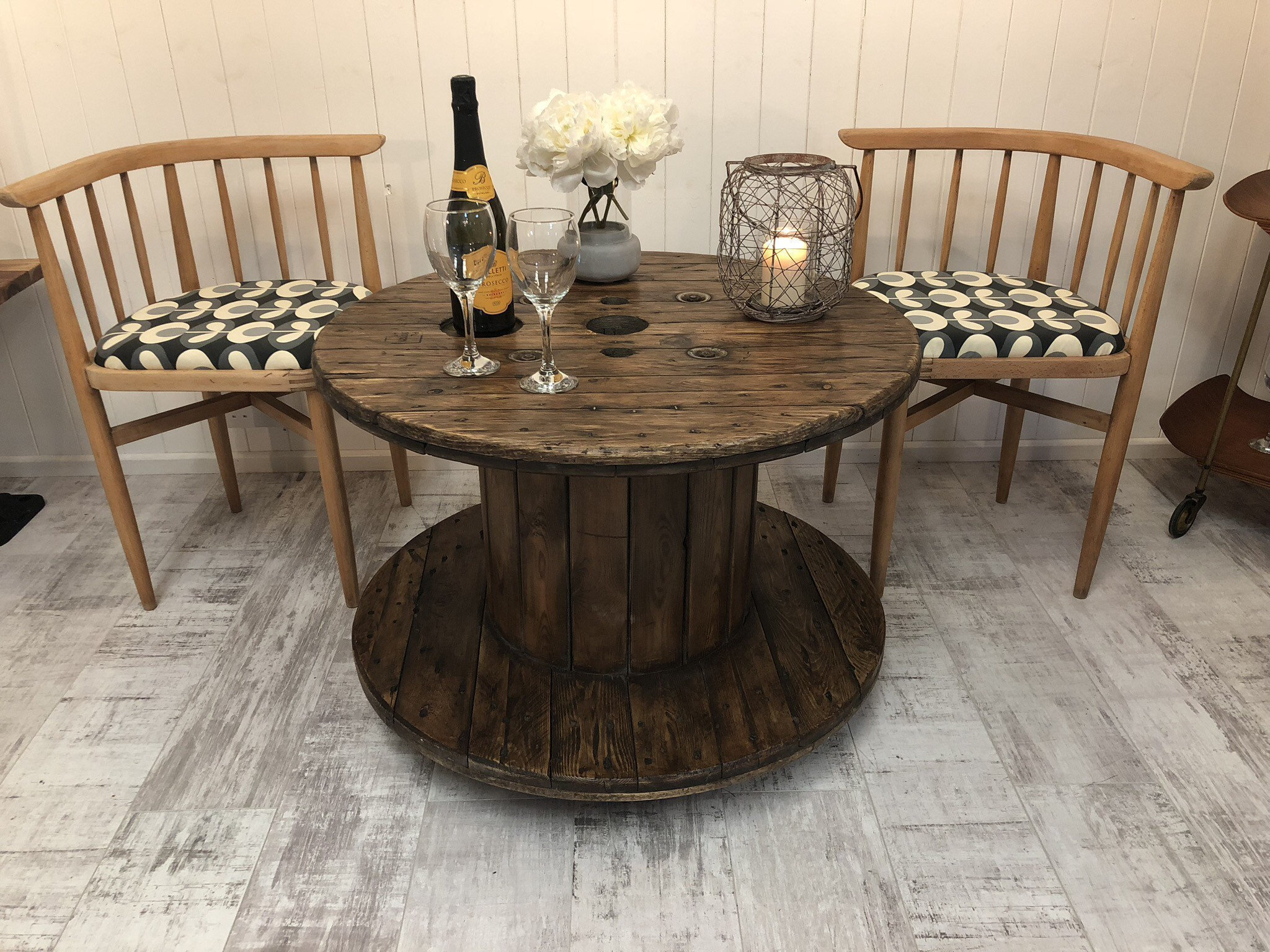 cable drum table reclaimed table meeting table industrial coffee table large cable drum wooden coffee table