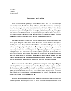 Free Gender Essays And Papers
