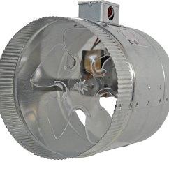2 speed 8 inductor in line duct fan  [ 2330 x 2025 Pixel ]