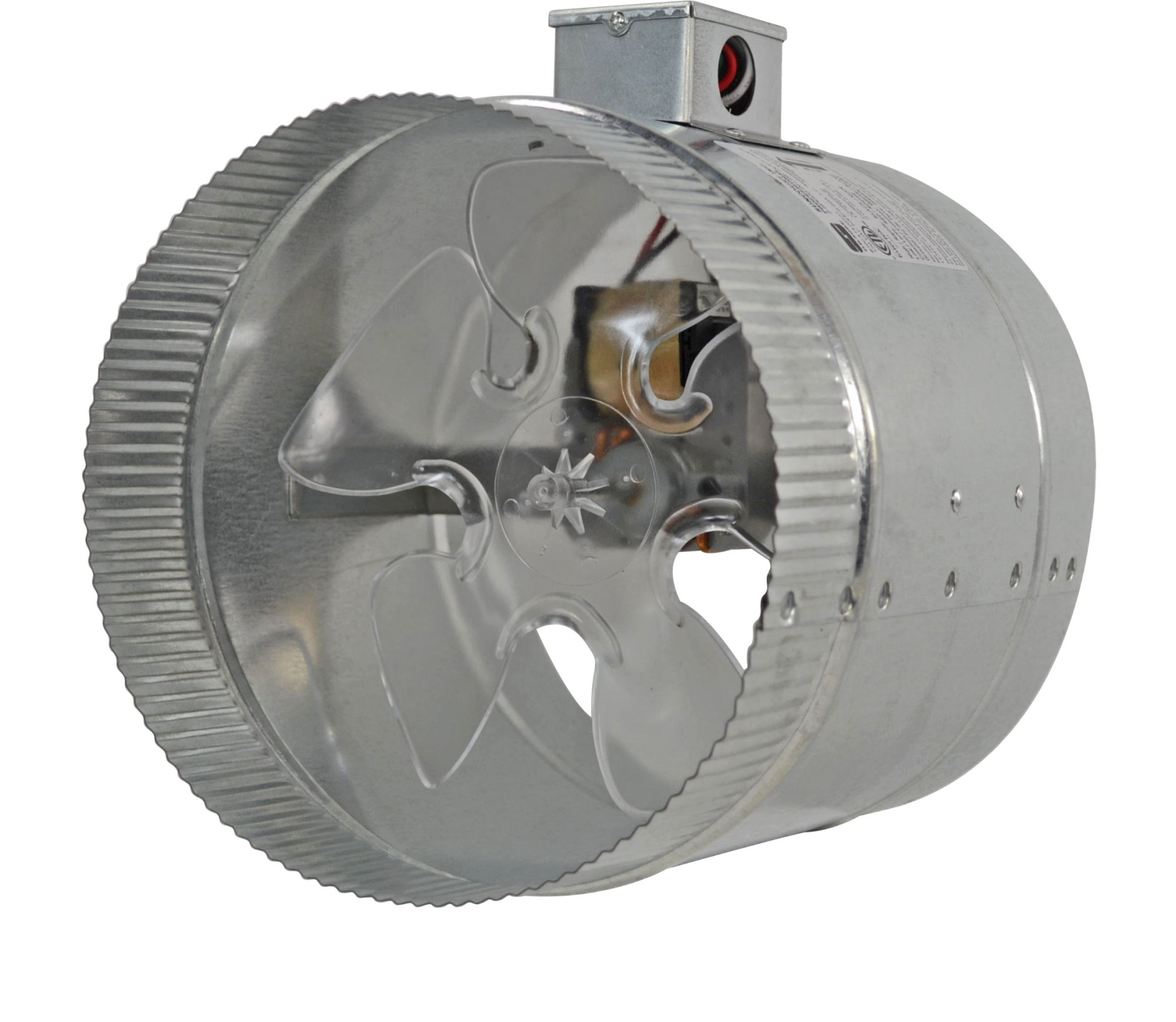 hight resolution of 2 speed 8 inductor in line duct fan