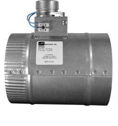 zonemaster motorized damper [ 2400 x 2322 Pixel ]
