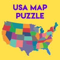 Here's a large version of our printable map of the usa in a few parts to make your puzzle, with a tutorial, plus a template for cute flags to make for extra fun. Geography Practice Usa Puzzle Map Abcya