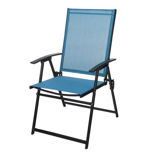 academy sports patio chairs fully adjustable office chair mosaic folding sling  