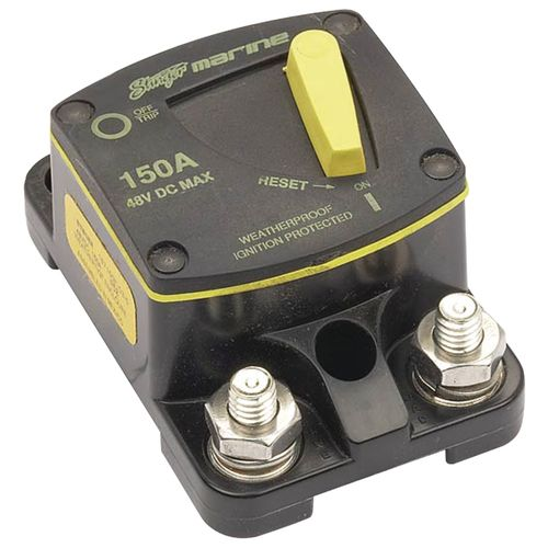 Academy Marine Raider 2wire 8 Gauge Female Trolling Motor Connector