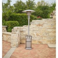 Mosaic Patio Heater with Table | Academy