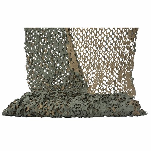 CamoSystems™ Military Camouflage Netting Academy