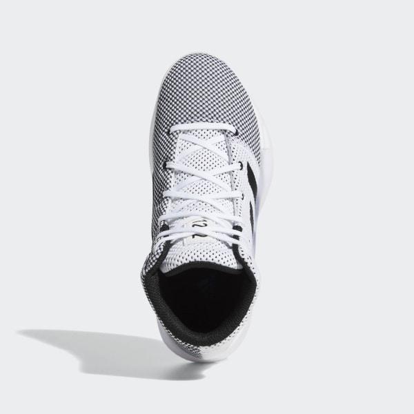 Pro Bounce Madness 2019 Shoes Cloud White / Core Black / Cloud White BB8072
