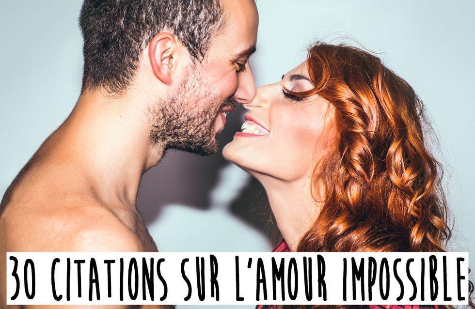Citation Amour Impossible 30 Citations Pour Ne Pas