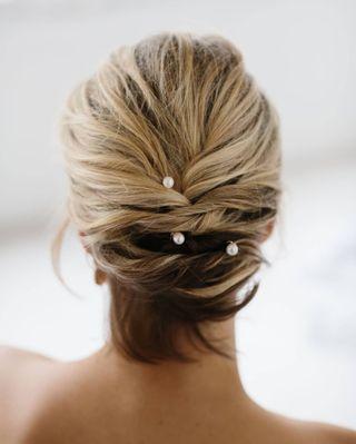 شاهد رجاءا اعتذار اختزال accessoires cheveux courts femme