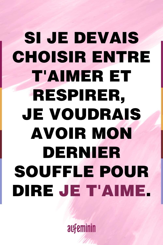 Phrase Pour Dire Je T Aime : phrase, Belles, Phrases, D'amour, L'aimer, Comme, Premier