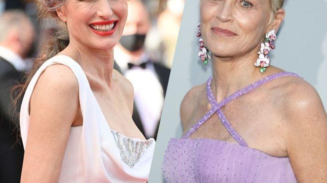 Les plus belles coiffures de cheveux blancs et grisonnants du Festival de Cannes 2021