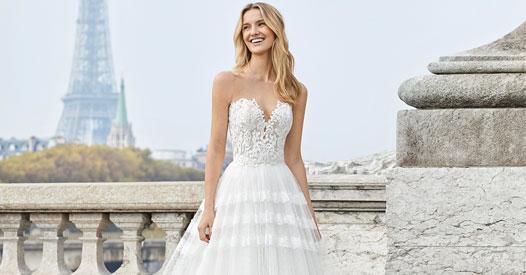 BrautkleiderTrends 2019 Das sind die schnsten Hochzeitskleider des Jahres  Fotoalbum  gofeminin