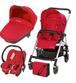 confort poussette combinee pack streety