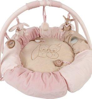 tapis d eveil bebe rembourre arches emil rosy