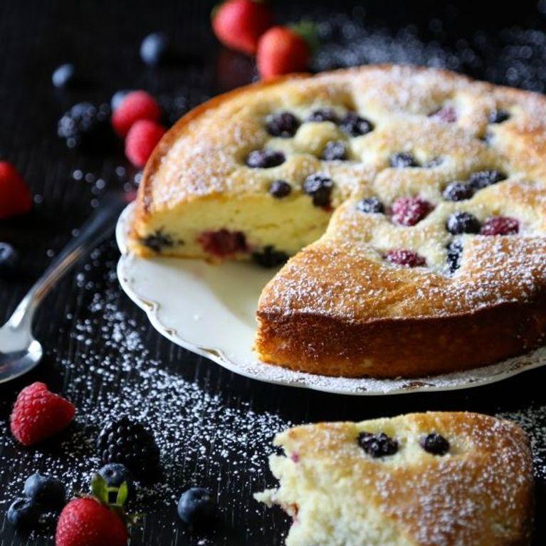 Glutenfrei und Low Carb 3 Rezepte fr Kuchen ohne Mehl