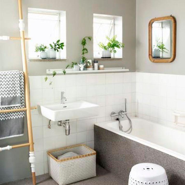 Geniale Badezimmer Ideen Diese Ordnungshelfer schaffen Platz