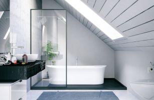 Badezimmer günstig neu gestalten Diese Tricks musst du ...