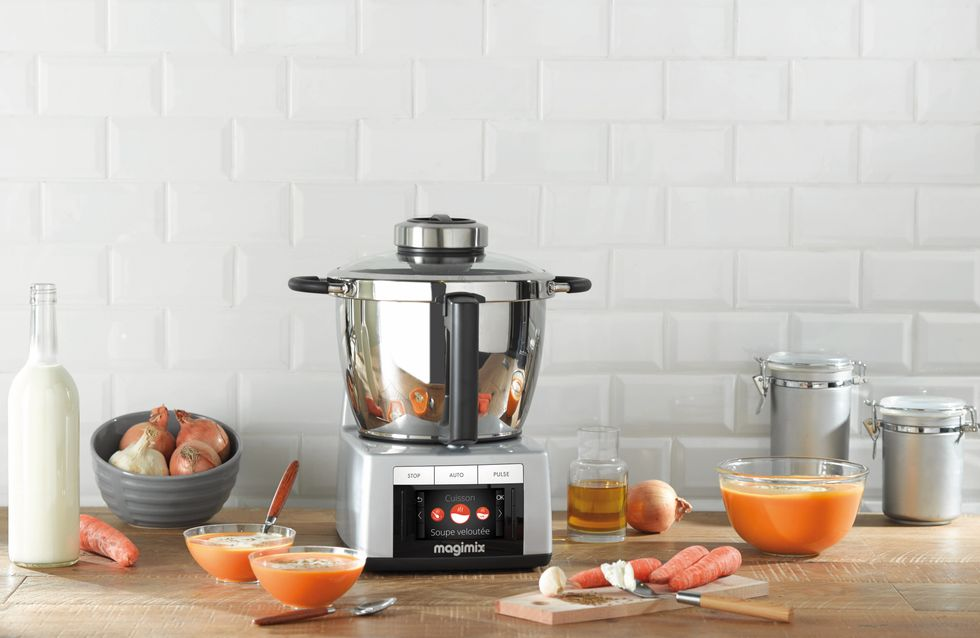 cook expert magimix ou thermomix