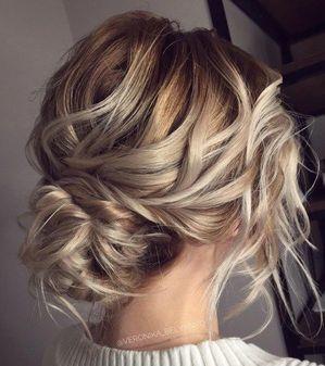 7 idees de chignon pour cheveux courts