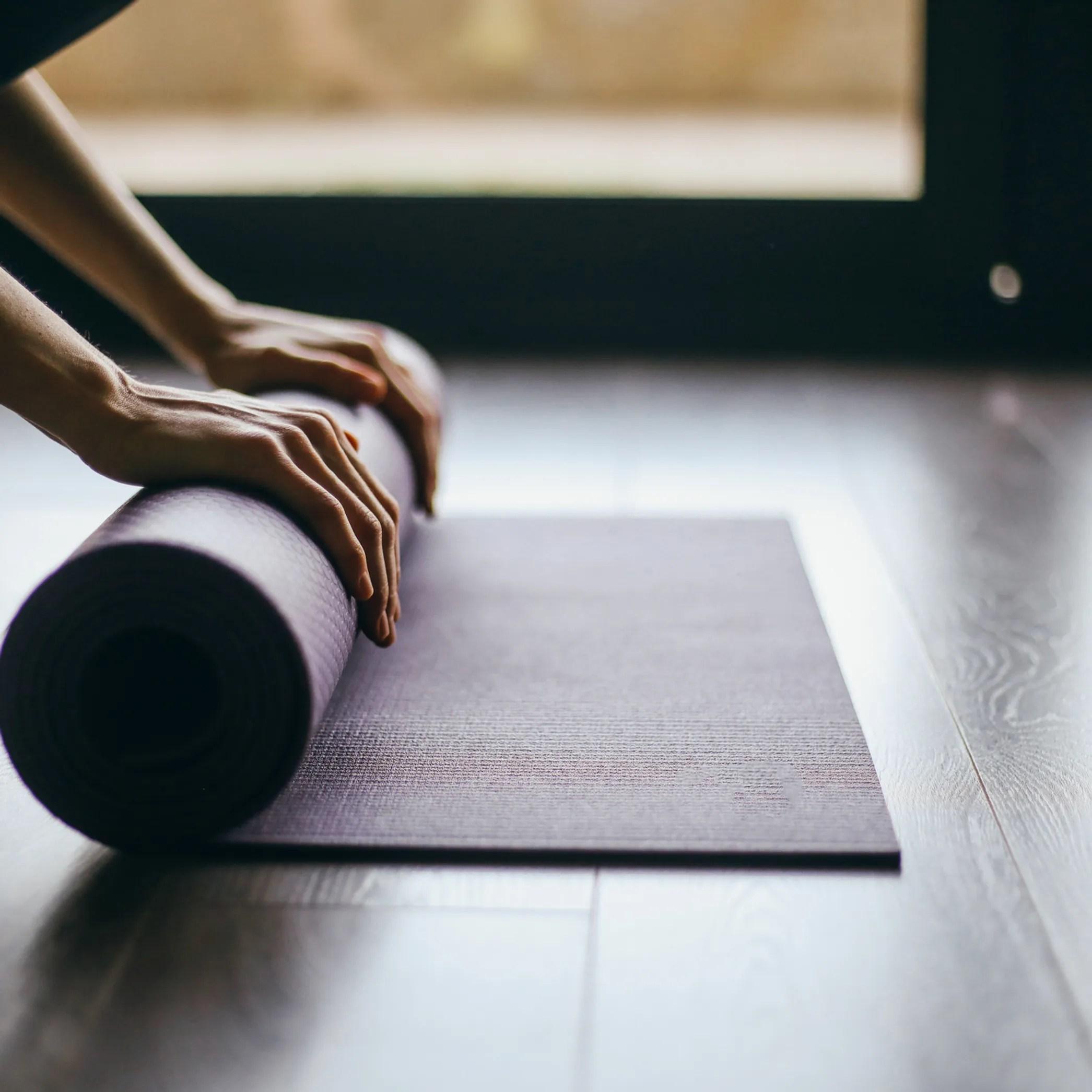 tapis de yoga voici les meilleurs