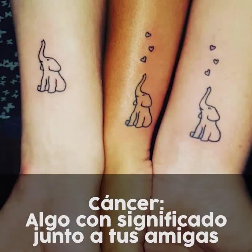 Tatuajes Según Tu Signo Del Zodiaco Tu Horóscopo En La Piel