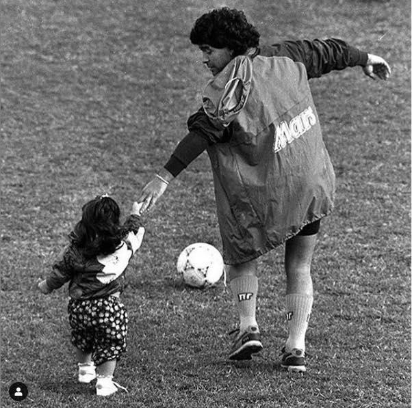 Diego Maradona: sa fille s'inquiète pour sa santé...Il lui répond sèchement!