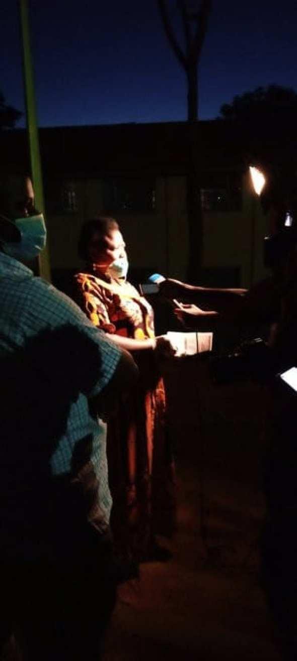 Uganda / coronavirus: Chinese escape from quarantine center (photos)