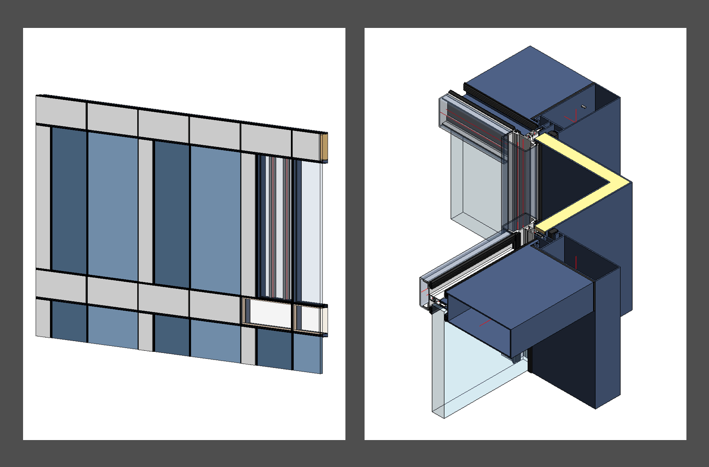 WEBINAR Curtain Walls and Panels  from Design to Highly Detailed Frames in Revit  AGACAD