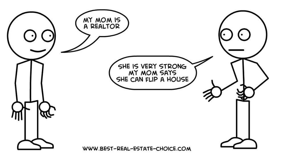 Real Estate Humor ~ RE/MAX Complete Solutions