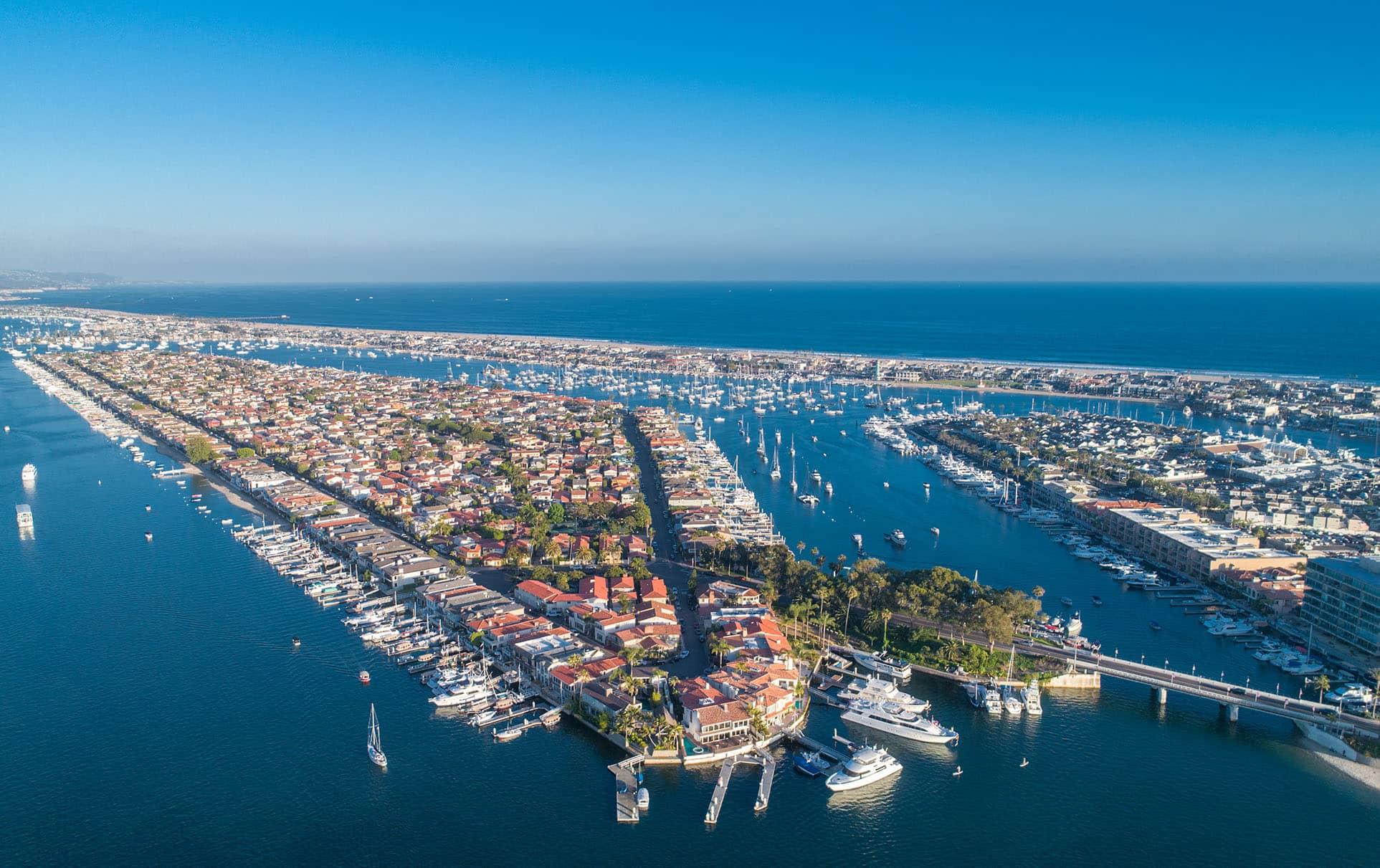 Newport Beach Orange County California First Team Real Estate