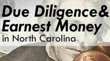 ins and outs of nc due diligence