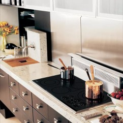 Kitchen Ventilation Options Under Cabinet Lights Wolf Dd36r 36 Inch Downdraft System With 3 ...