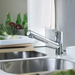 Axor Kitchen Faucet Commercial Shelving Hansgrohe 10801001 Single Lever Handle Cast Spout Starck Series View