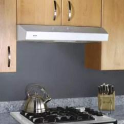 Zephyr Kitchen Sinks Stainless Steel Ak1236w 36 Inch Under Cabinet Range Hood With 400 Cfm Breeze Ii Series View