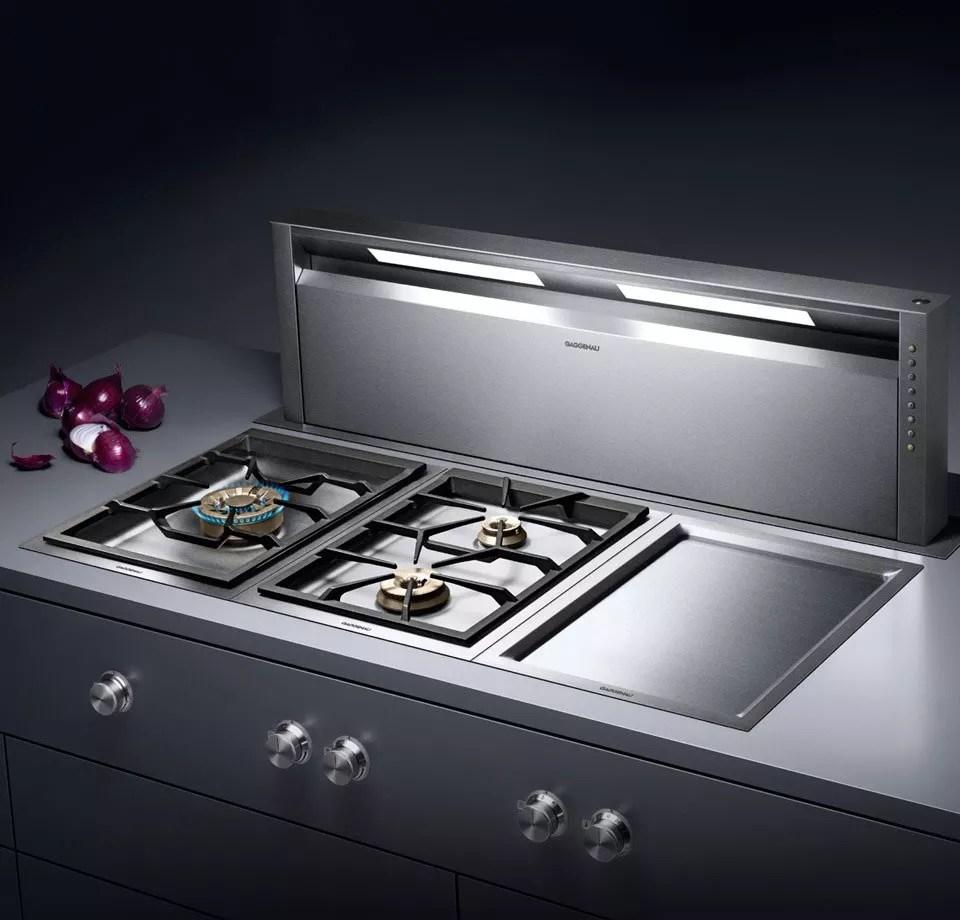 Gaggenau AL400791 Downdraft Ventilation System with