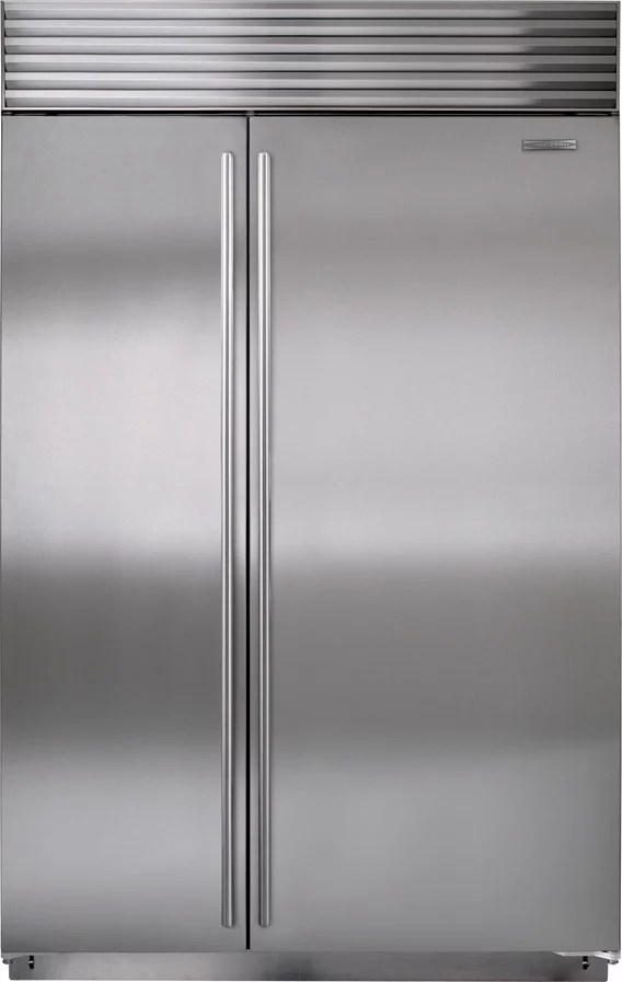 best kitchen hood cushioned floor mats sub-zero bi48sidsph 48 inch built-in side-by-side ...