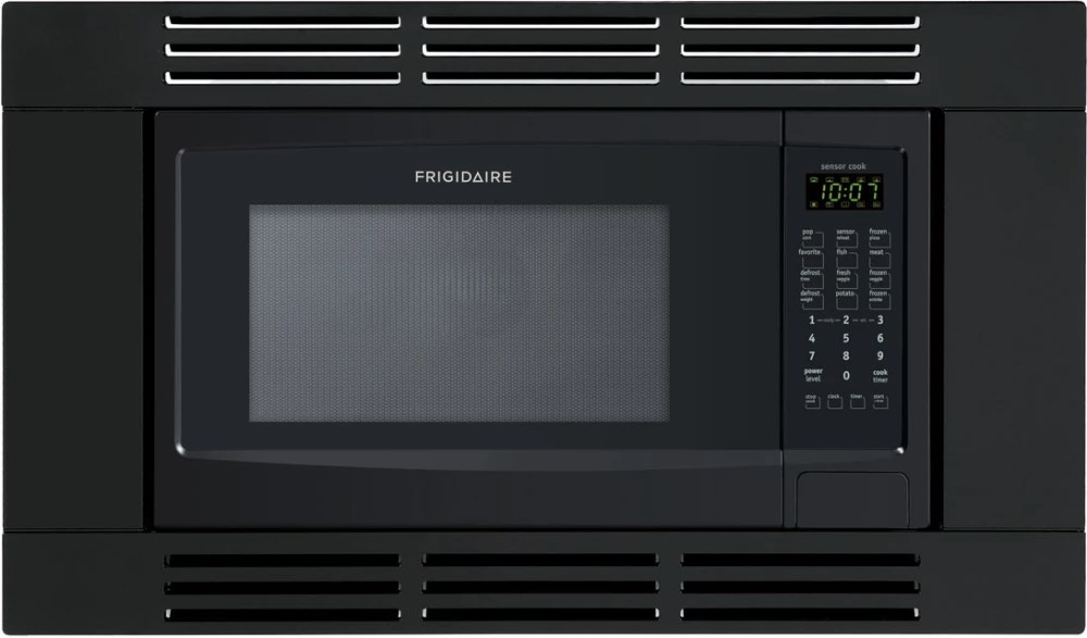 best kitchen hoods composite sink frigidaire ffmo1611lb 1.6 cu. ft. countertop microwave ...