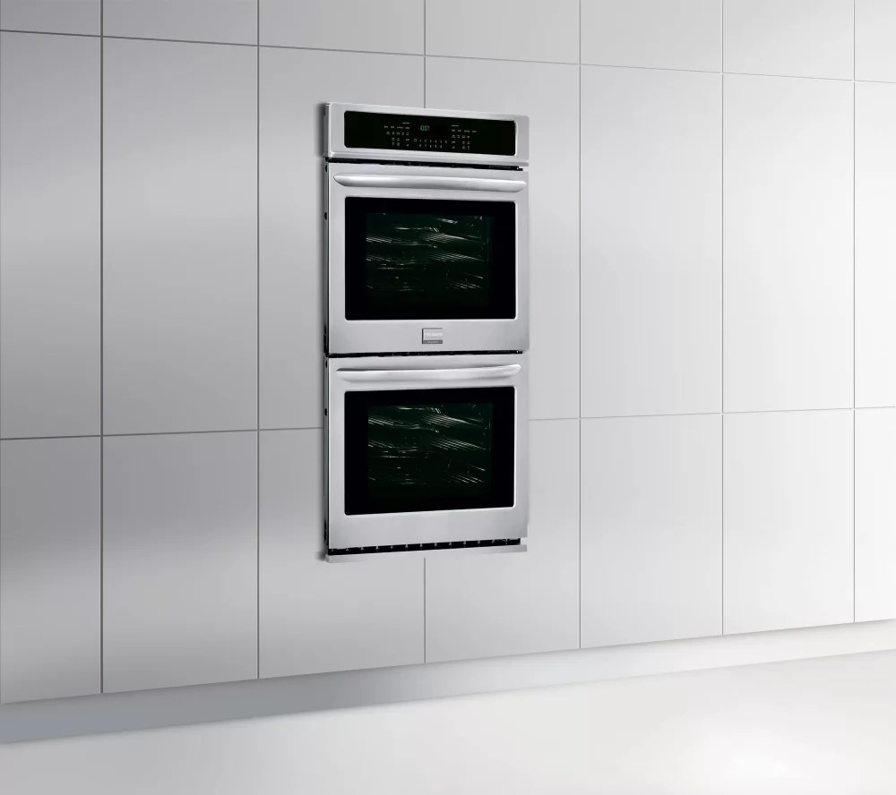 hight resolution of  convection ovens frigidaire gallery series fget2765pf kitchen view