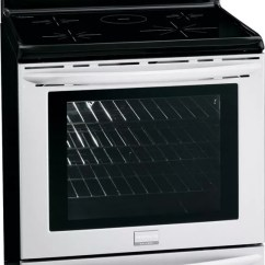 Frigidaire Kitchen Appliances Reviews Mobile Home Islands Fgif3061nf 30 Inch Electric Range With True ...