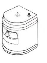 Franke HT200 Heating Tank & Connector for Little Butler