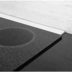 Kitchen Hoods For Sale 3 Hole Faucets Ge Jxs66bb Maintop Rear Filler Strip Kit: Black