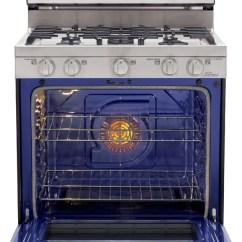 Kitchen Ranges Gas Ceramic Canister Sets Lg Lrg3097st 30 Inch Freestanding Range With 5 Sealed ...