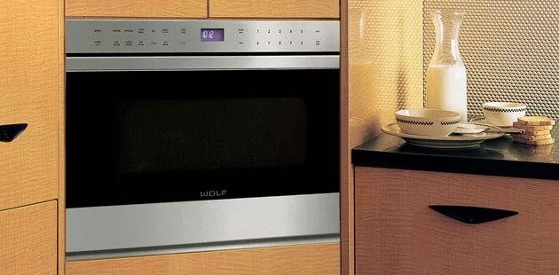 Wolf MD30TES 30 Inch Microwave Drawer With 12 Cu Ft Capacity 950 Watts Cooking Power 10