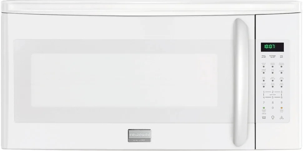 Frigidaire FGMV205KW 2.0 cu. ft. Over-the-Range Microwave