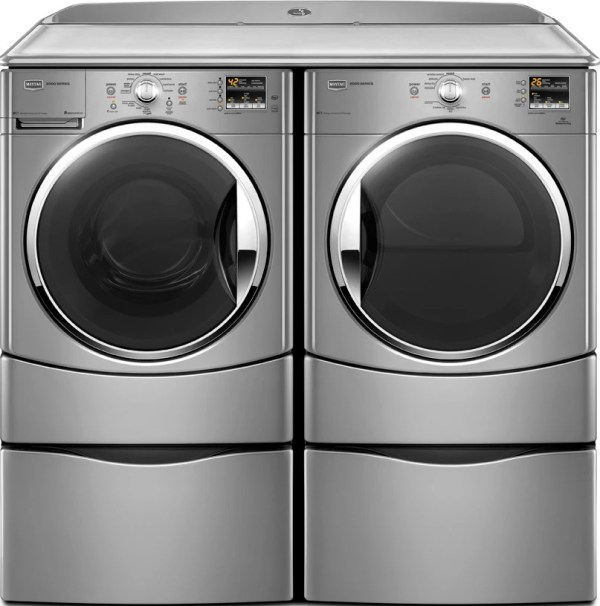 Maytag Mgde251yl 27 Gas Dryer With 6.7 Cu. Ft. Capacity 9 Drying Cycles 5 Temperature