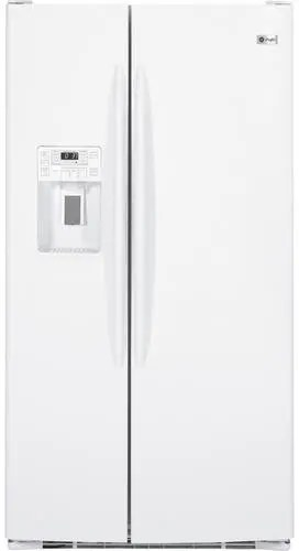 GE PSHS9PGZ 29.1 cu. ft. Side by Side Refrigerator with 4