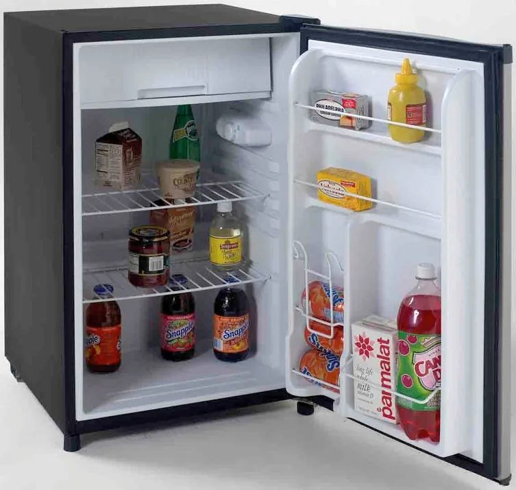Avanti RM4536SS 45 cu ft Compact Refrigerator with